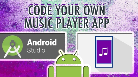 Code Your Own Music Player App in Android Studio! | Simpliv
