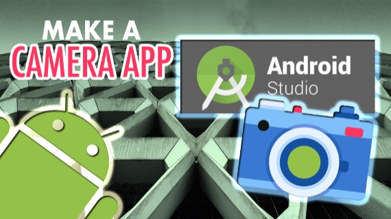 How to Make a Camera App in Android Studio!