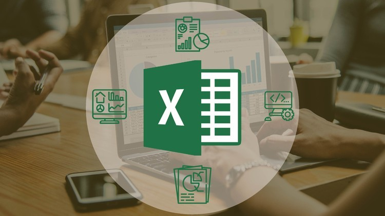 Excel Masterclass: Complete and Concise Microsoft Excel