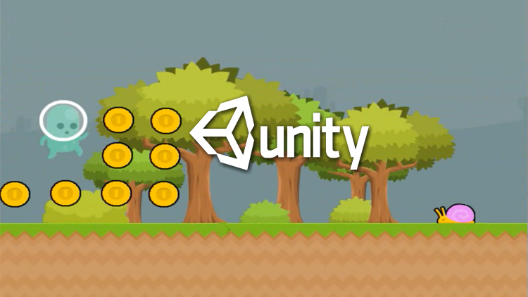 Unity 3D Creating a 2D Side Scroller game | Simpliv