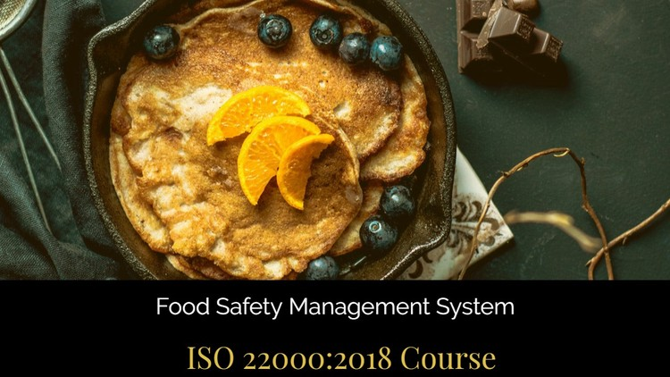 ISO 22000:2018 Food Safety Management System (FSMS)