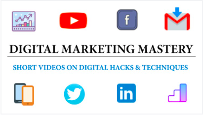 Become Digital Marketing PRO in NO TIME - 12 Courses in 1
