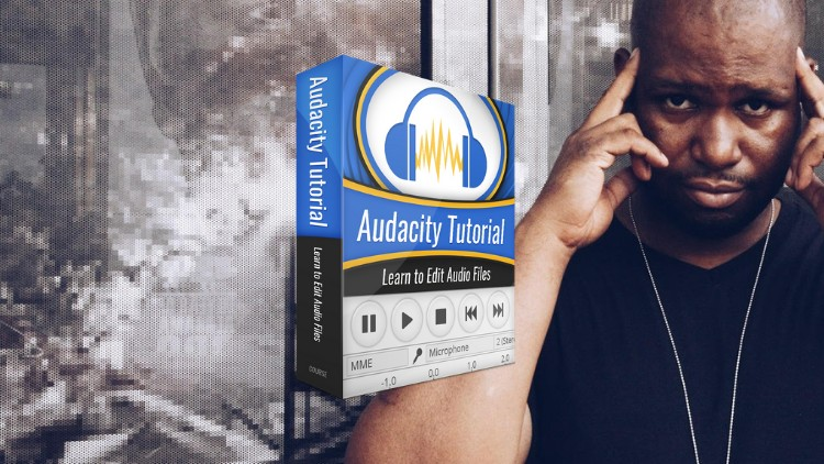Edit Audio Professionally Using Audacity - For Beginners!