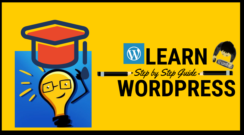 WordPress Tutorial Step by Step Guide Learning for Beginners!