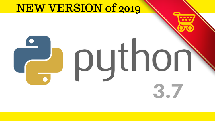 NEW Python 3.7 Mastery course [FAST TRACK] - Programming language