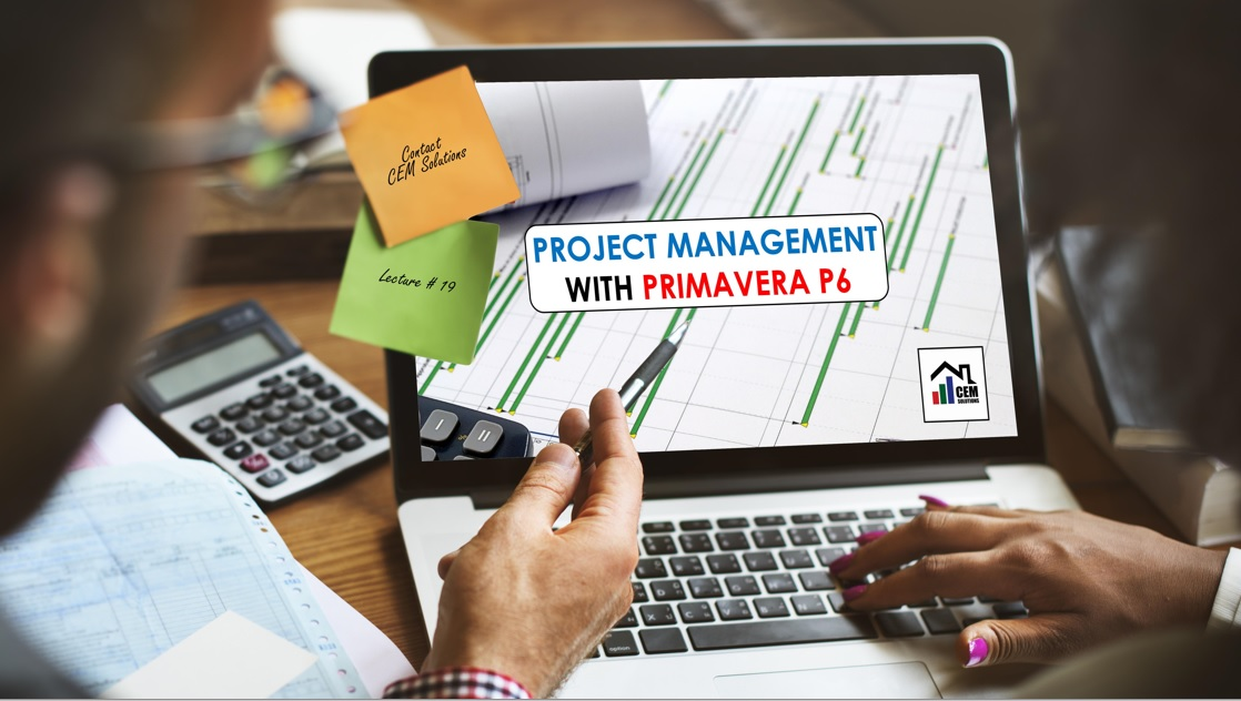 Project Management with Primavera P6