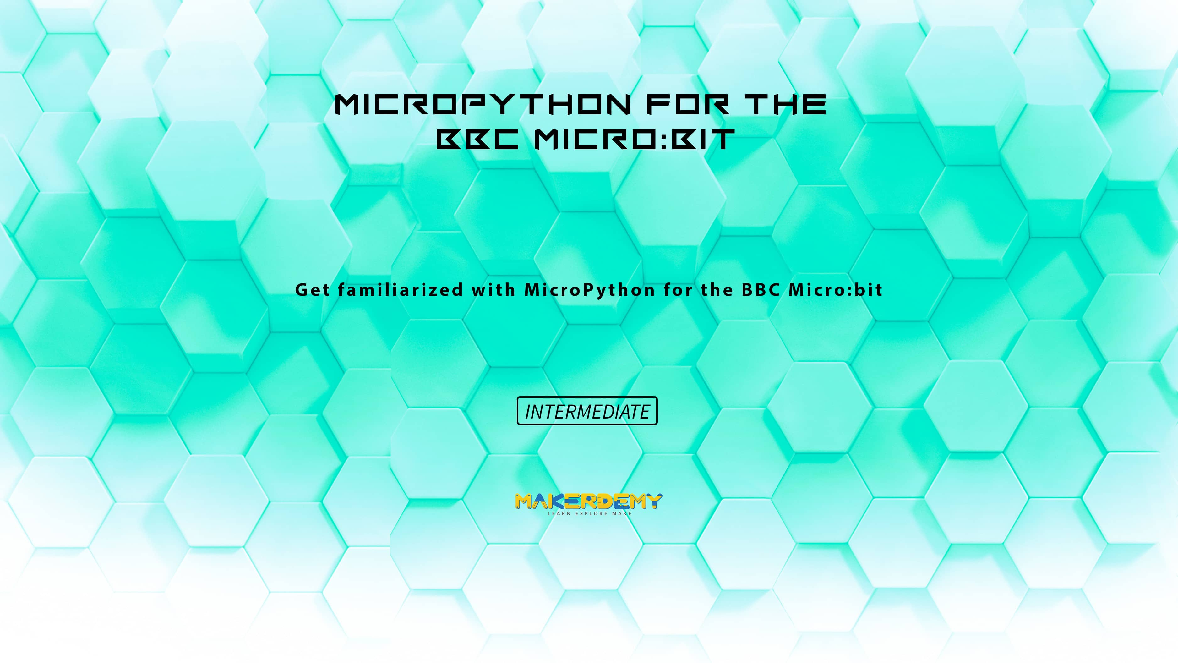 MicroPython for the BBC Micro:bit