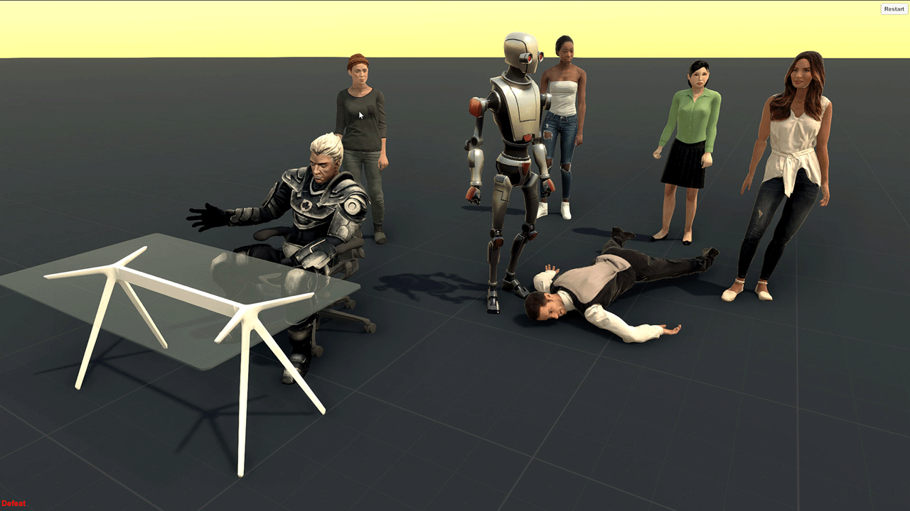 Humanoid Characters in Unity