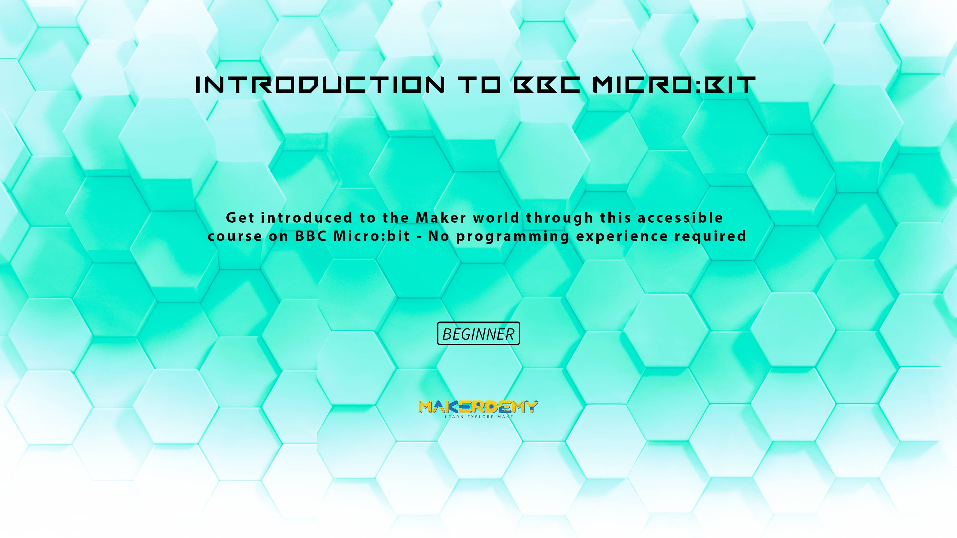 Introduction to BBC Micro:bit