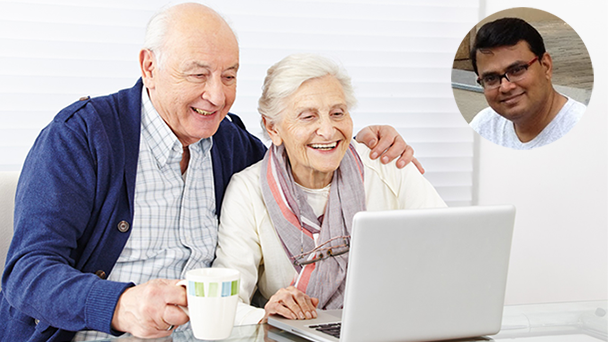 Basic Computer Skills for Senior Citizens