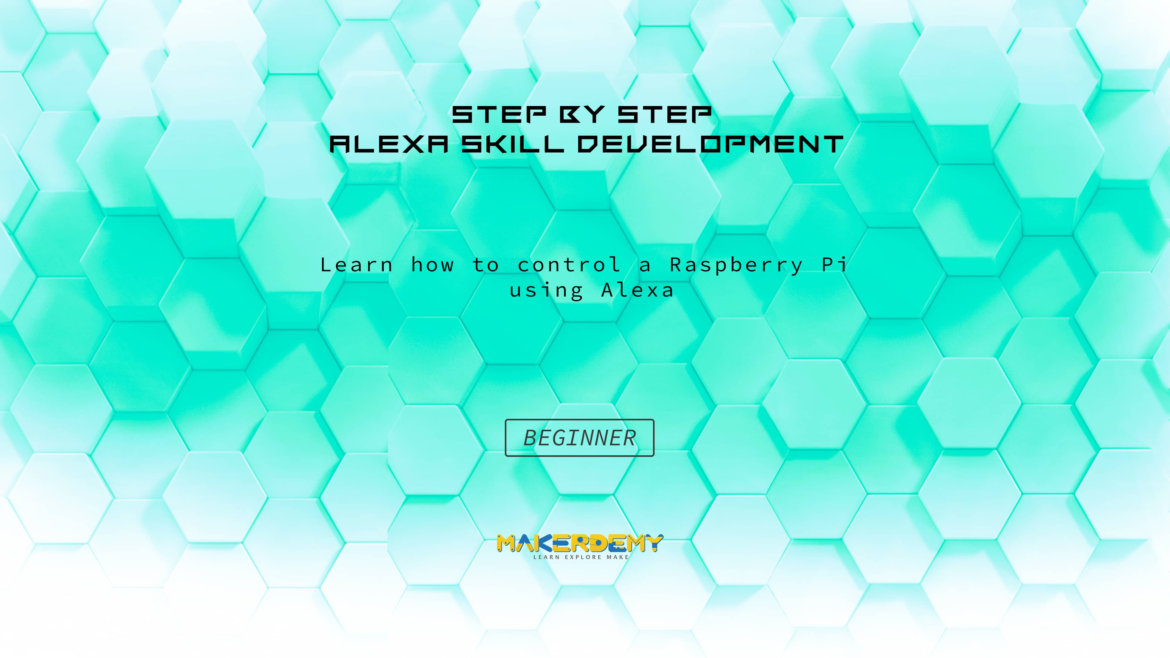 Step by Step Alexa Skill Development