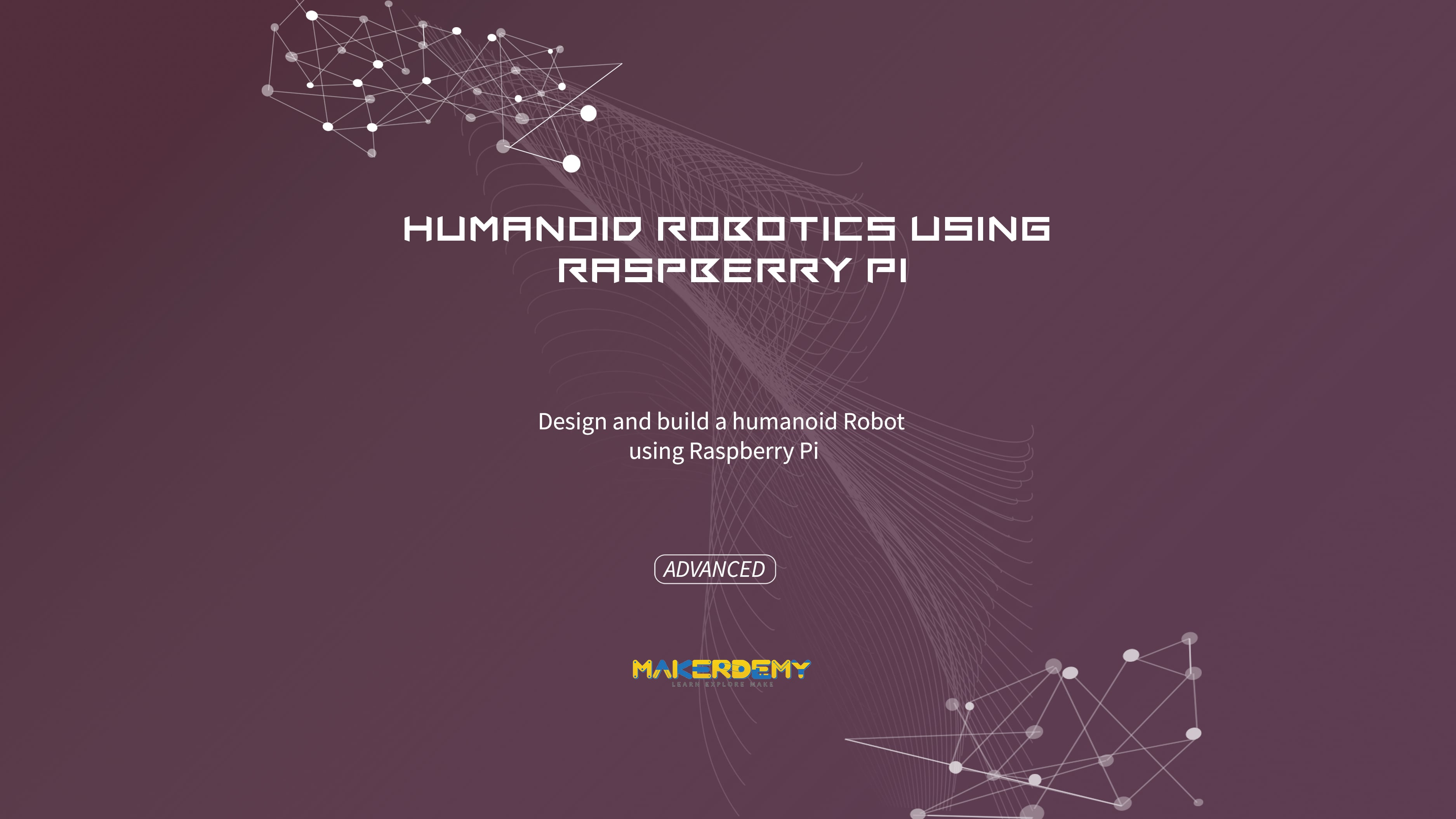 Humanoid Robotics using Raspberry Pi