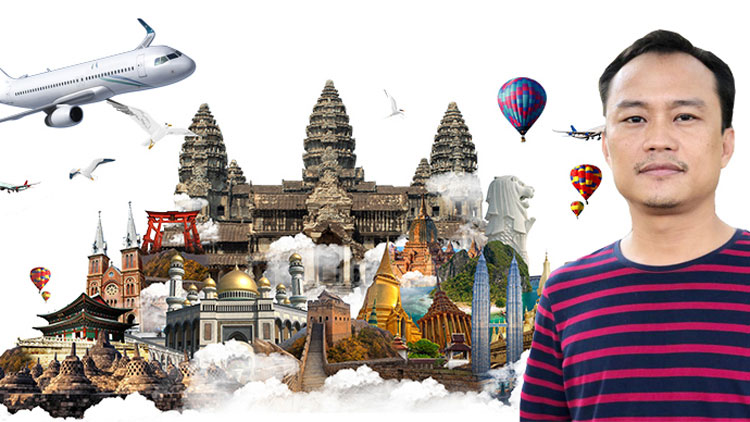 Cambodian Language for Travel and Holiday