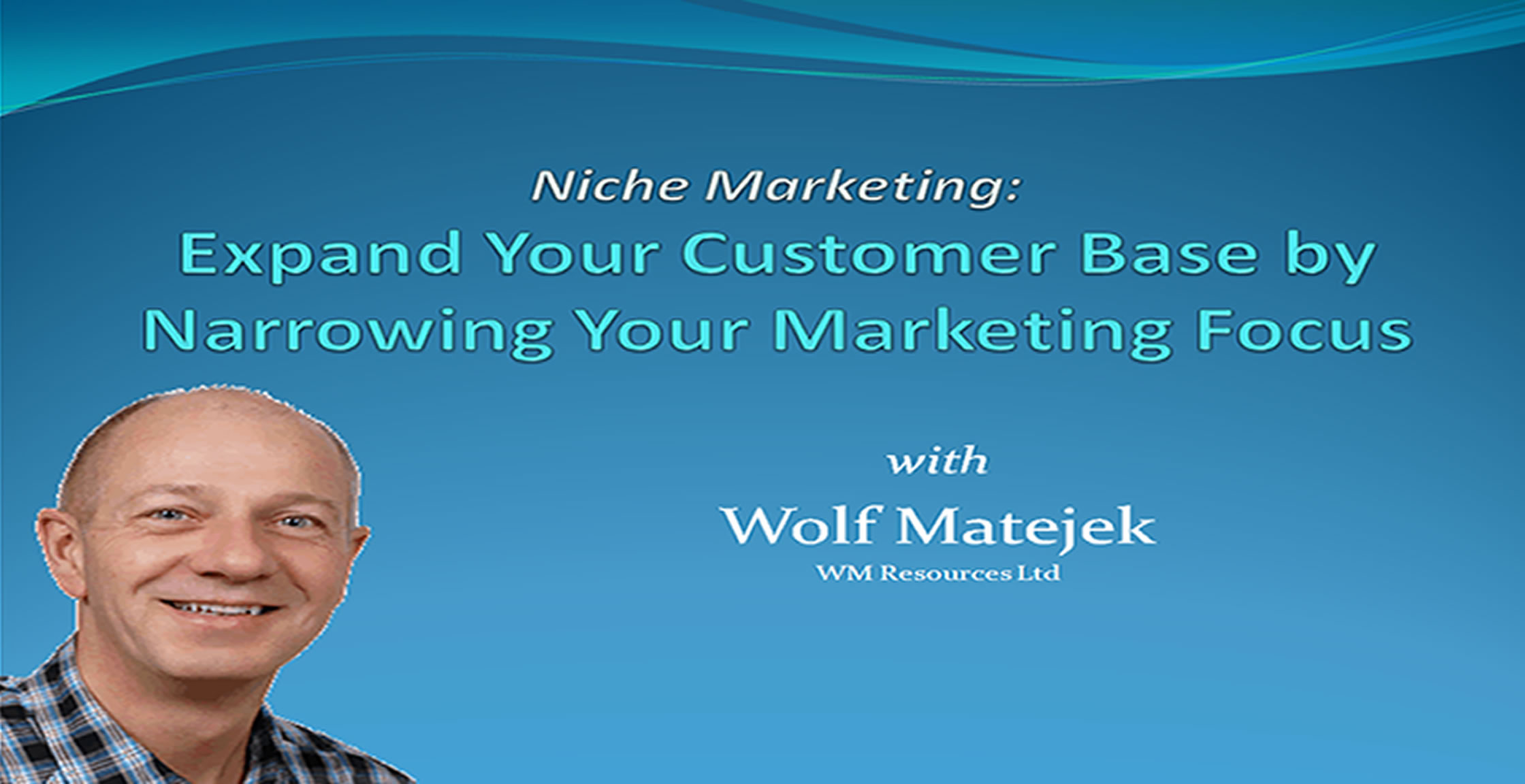 Niche Marketing made EASY