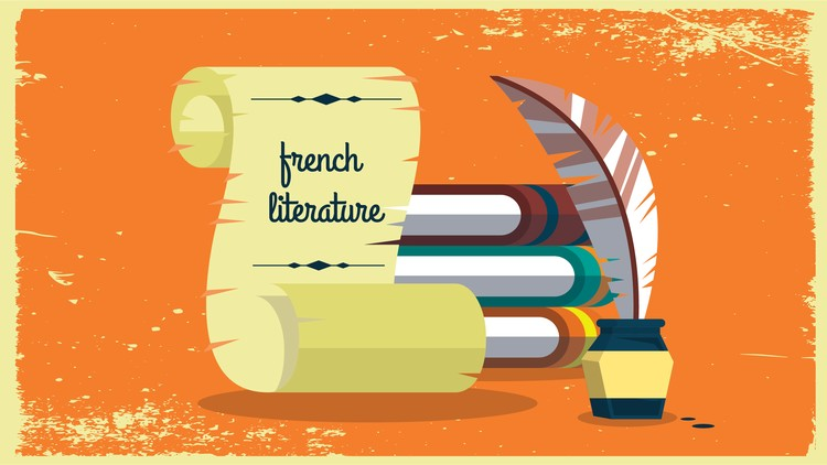 History of the French Literature: In-depth course!