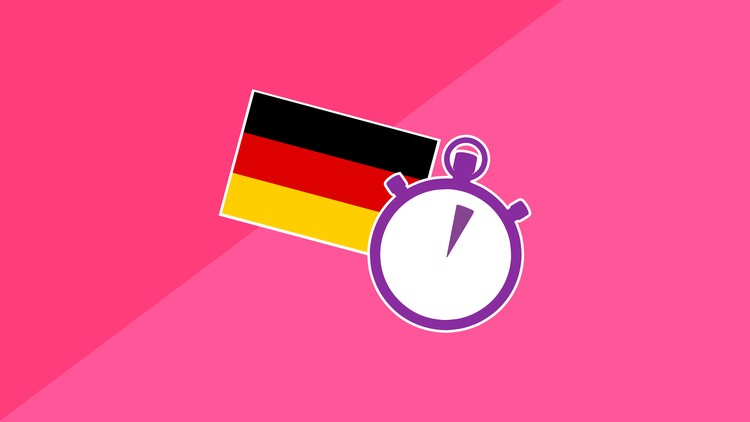 3 Minute German - Course 2 | Language lessons for beginners