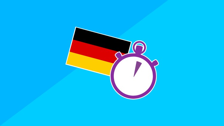 3 Minute German - Course 3