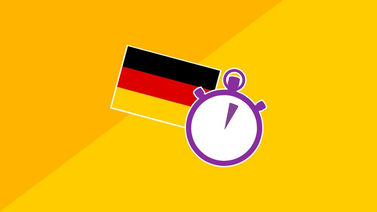 3 Minute German - Course 4