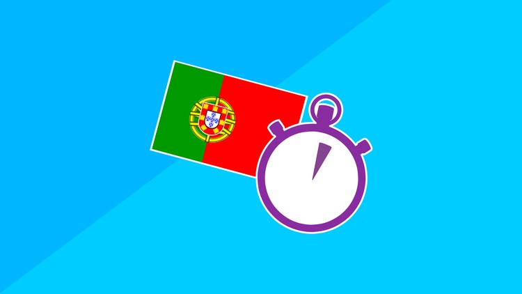 3 Minute Portuguese Course 3: Verbs, Grammar & Question Phrases