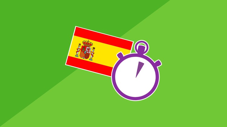3 Minute Spanish Course 1: Start Learning Spanish Today