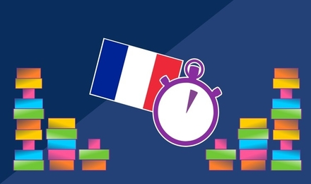 Master French with 3 Minute Videos & Structure 3 Concept
