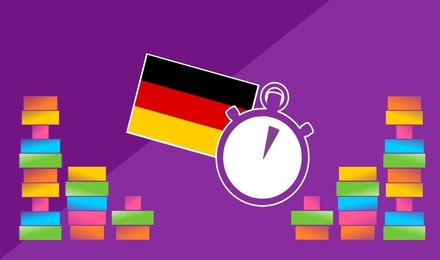 Building Structures in German: Speak German from First Lesson!