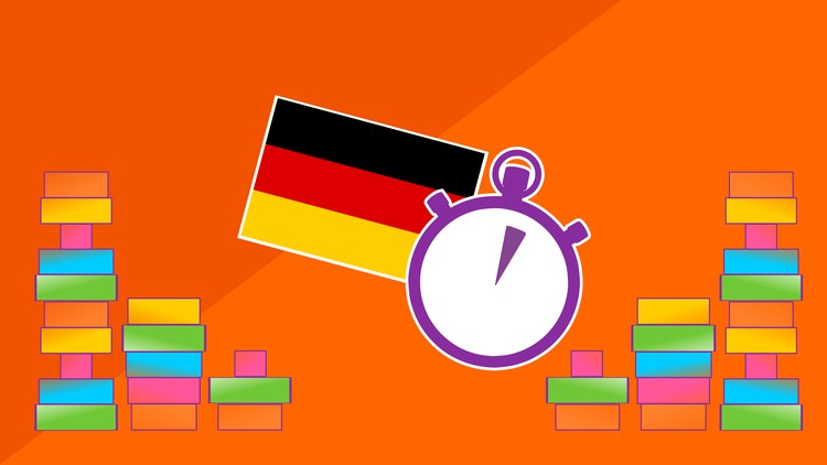 Building Structures in German: Write & Speak German With Fluency!