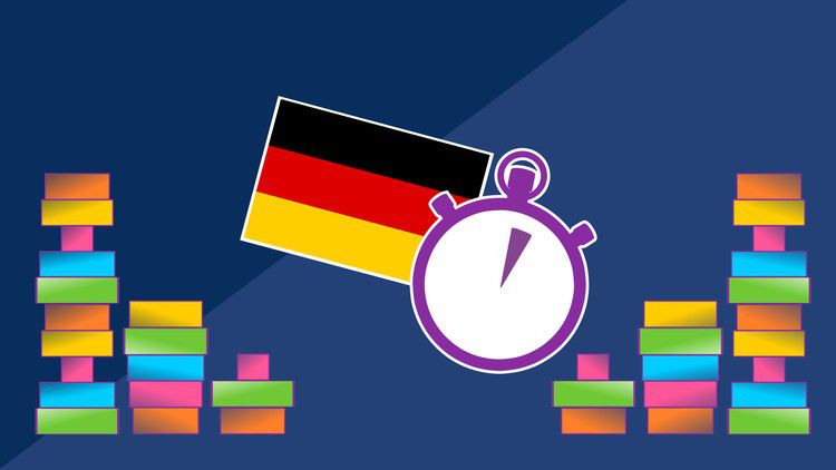Building Structures in German: Master German with Advanced Course