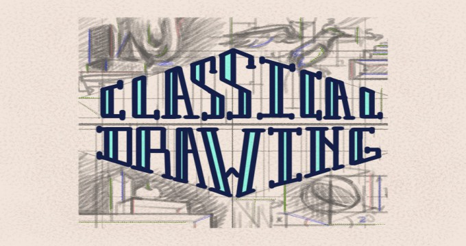Classical Drawing: A Guide To Academic Style Of Drawing