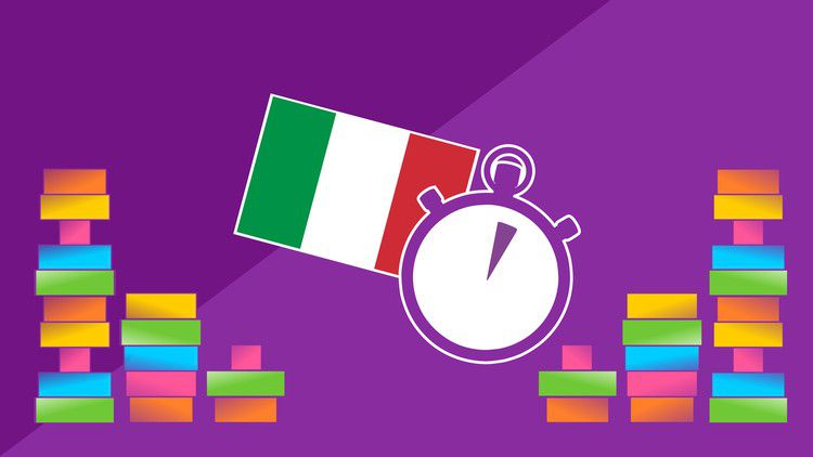 Building Structures in Italian for Beginners: Grammar & Tenses