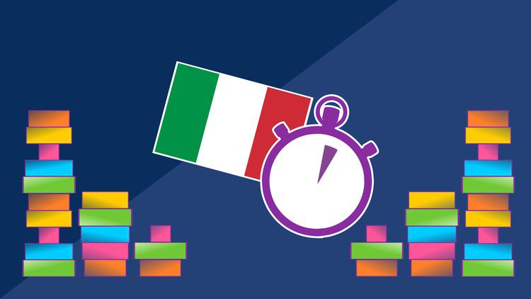 Master Italian with 3 Minute Videos & Structure 3 Concept