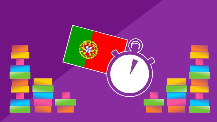 Building Structures in Portuguese: Learn Portuguese Now!