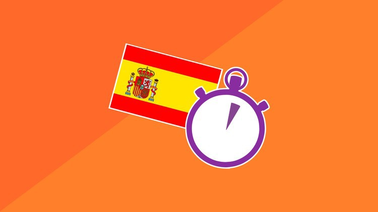 3 Minute Spanish - Course 5