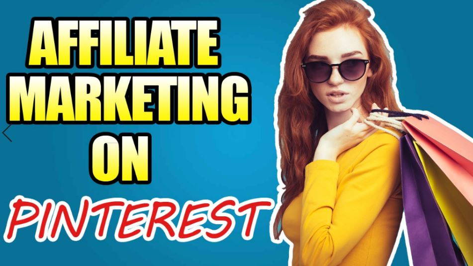 Affiliate Marketing Without Website for Beginners on Pinterest
