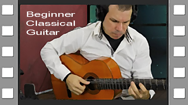 Learn Beginner Classical Guitar With German Cova