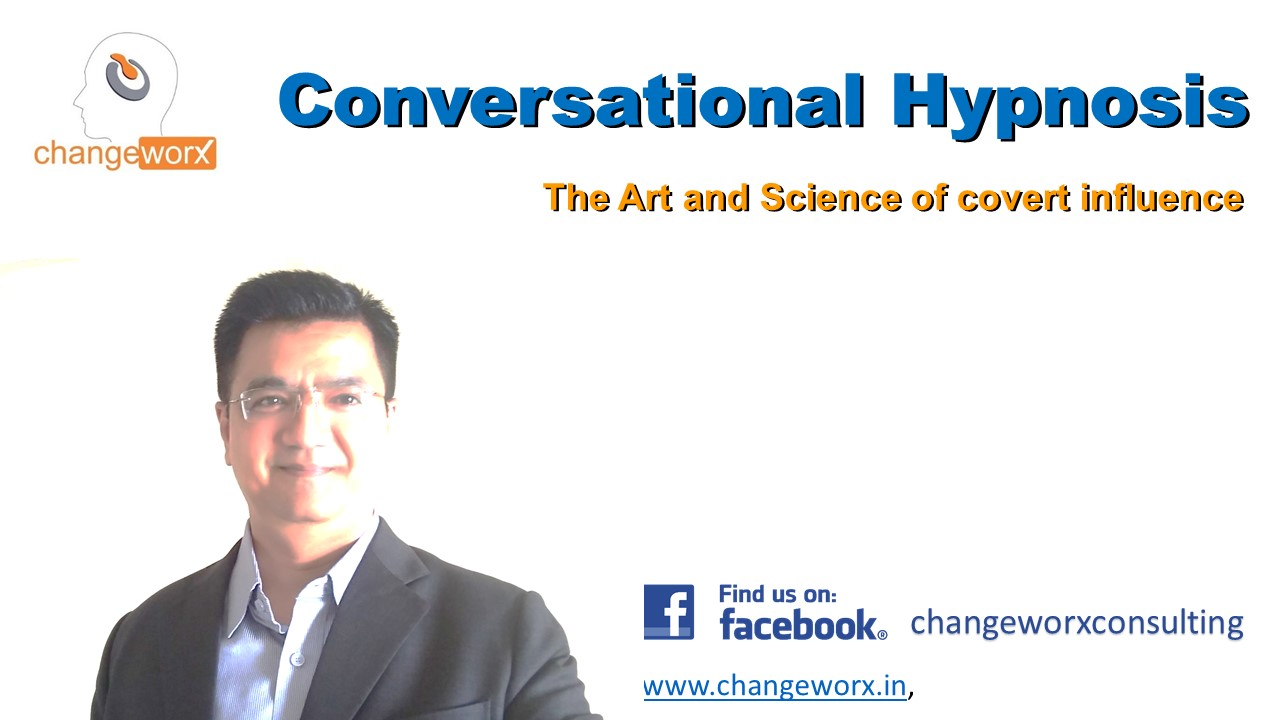 Advanced Persuasion Techniques through Conversational Hypnosis
