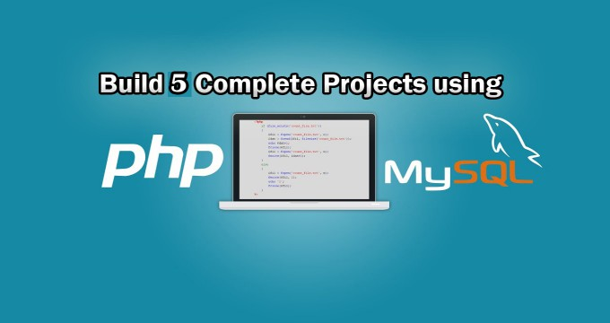 Complete PhP MySQL Projects [ 5 Projects In Urdu]
