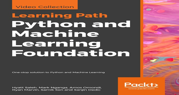 Learning Path: Python and Machine Learning Foundation
