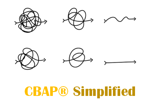 Easiest Preparation Material for CBAP®
