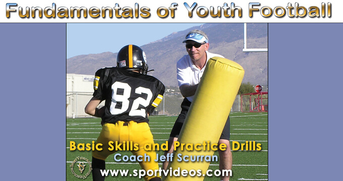 Fundamentals of Youth Football Featuring Jeff Scurran