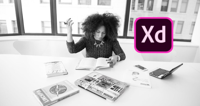 Adobe XD Mobile & Web UX/UI for Dummies: Quick Crash Course!
