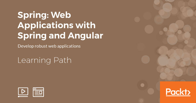 Learning Path: Web Applications with Spring and Angular