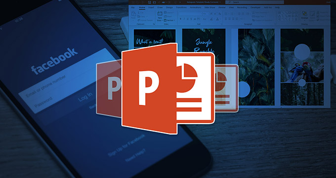 Design Social Media Posts with PowerPoint