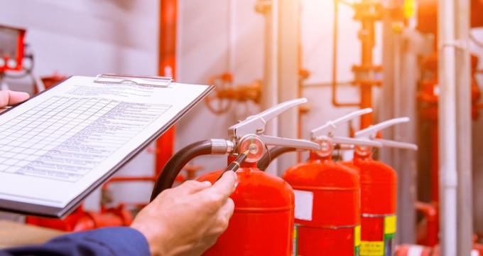 Fire Protection and Emergency Response in Oil and Gas Process