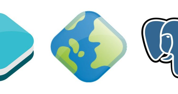 Learn web-GIS easy! - PostgreSQL - Geoserver - OpenLayers and Python for ArcGIS Pro