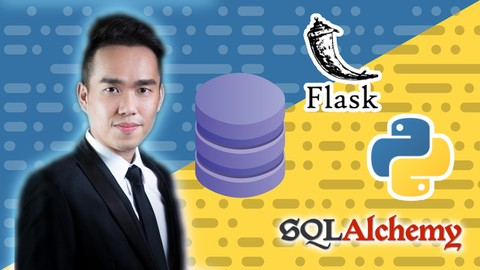 Python Flask and SQLAlchemy ORM