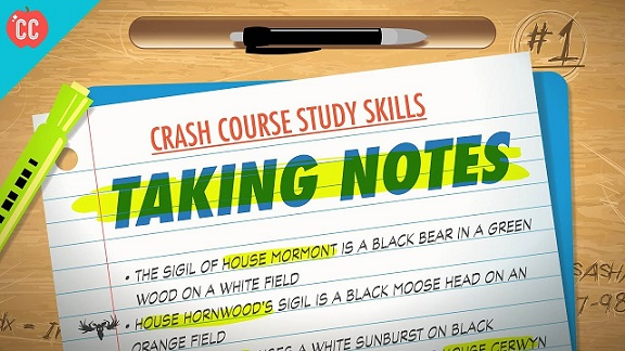 15 Methods of Note Taking - Take Note like a pro!