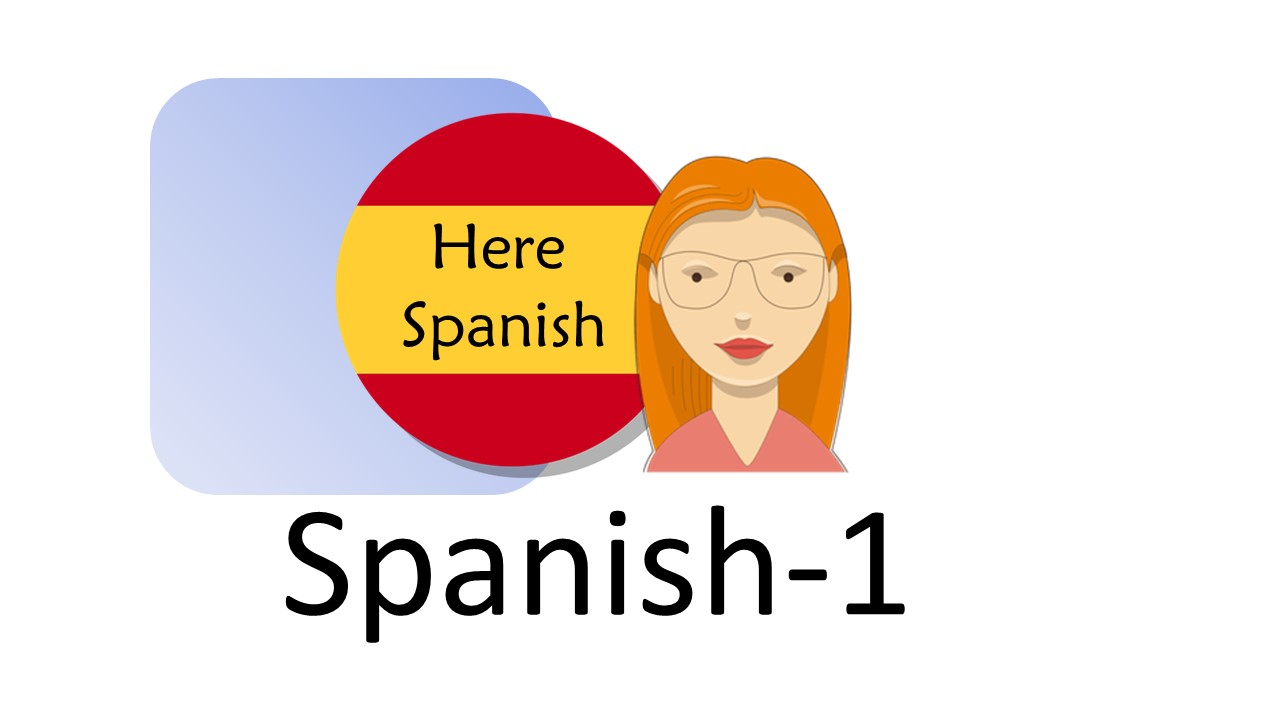 Spanish - Learn Spanish alphabet, vowels, vocabulary ,verbs, pronunciation