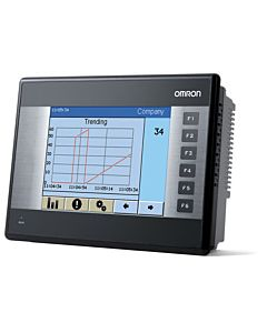 OMRON HMI Design With PLC Programming Using CX-ONE