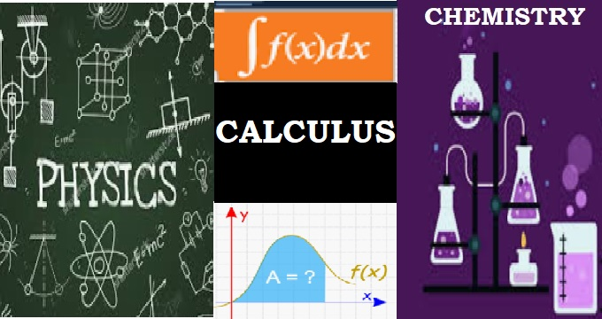 Essential Calculus for Physics and Chemistry